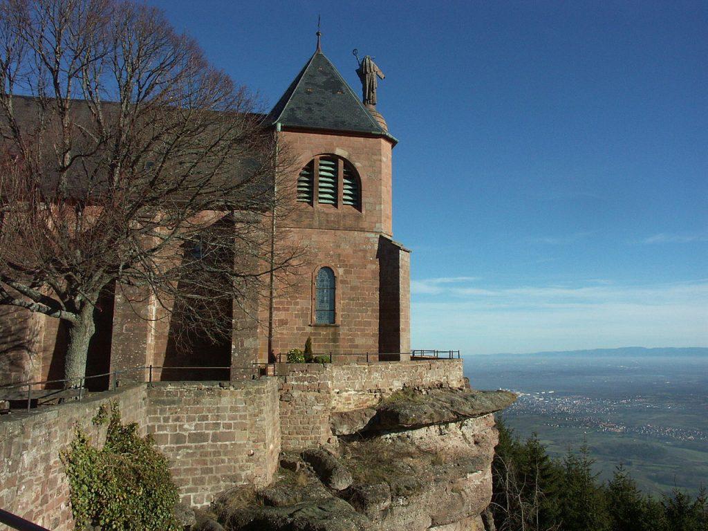 Odilienberg (Elsass) Hin und Zurück