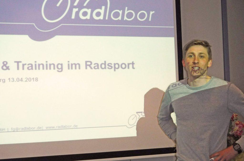 13.04. Leistungsdiagnostik & Training im Radsport